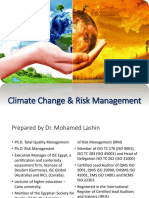 Climate Change Risk Management - Final