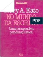 No Mundo Da Escrita. Kato