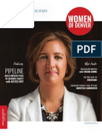 Women of Denver Magazine Spring Quarterly 2018