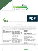 Planificación Anual MG  - Ciencias Naturales 3°Básico - 2017