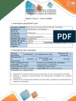 Guía de actividades y rúbrica de evaluación-Fase 2-CicloContable