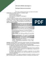 Patologías Osteoneuromusculares