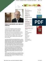 Dušan Teodorović Akademik SF BGD