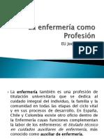 La enfermería como Profesión.pptx