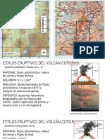 Peligros Volcan Cotopaxi Zona Norte