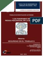 Metodologías Aplicables Del Riesgo Psicosocial 2