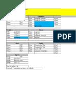 Cronograma Administração Cprem 2017