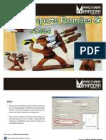 Suporte Formão & Facas