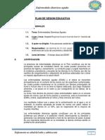 Plan de Sesion Educativa EDAS