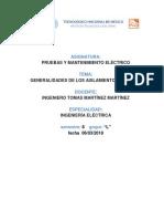 1.5 Generalidades de Los Aislante
