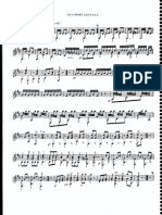 SOR, Fernando - Six Valses, Op. 39, Nº1