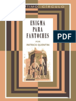 Enigma Para Fantoches - Patrick Quentin