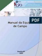 Manual Equipe de Campo e CALIBRAÇÃO SBBrasil 2010