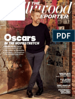 The Hollywood Reporter February  2018