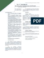 DS. N 184-2008-EF - Reglamento de la Ley de Contrataciones del Estado.doc
