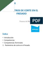 3-Unidad III-Parámetros de corte en el fresado.pdf