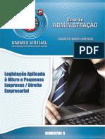 0562_Legislação Aplicada à Micro e Peq.empr.