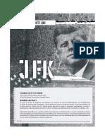 JFK sinopsis