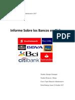 Trabaajo de Los Bancos