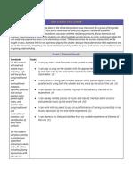 leadership portfolio project