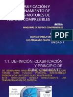 Unidad 1 Clasificacion y Funcionamiento de Los Motores de Fluidos Compresibles