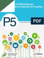 El Estándar P5 de GPM Global Para La Sostenibilidad en La Dirección de Proyectos Versión 1.5.1