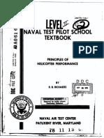 Helicopter Principles Naval Test Pilot