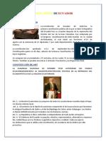 Constituciones de Ecuador