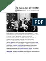 A Caixa Preta Da Ditadura Civil Militar