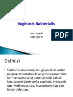 328499926 Vaginosis Bakterialis Ppt