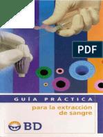 Guia Practica Para La Extraccion Sanguinea BD Diagnostics - Diagnostic Systems