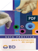 Guia Practica Para La Extraccion Sanguinea BD Diagnostics - Diagnostic Systems