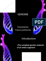 Genome Ppt