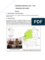 Plan de Gobierno Municipal Apra 2010