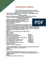 Proposiciones Simples y Compuestas- Precentacion Para El Profesor