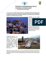 Bases Panamericano S20 Int