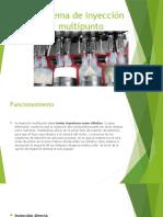 Sistema de Inyección Multipunto