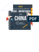 Pasos Para Importar China