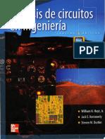 Análisis de Circuitos en Ingeniería 7ed - Willian H. Hayt, Jack E. Kemmerly,