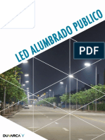Led Alumbrado Publico