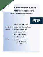 Crm Informe Final