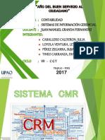 CMR - Exposición Final