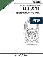 DJ-X11