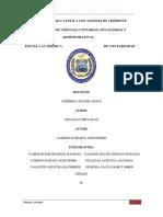 Sistema Financiero Grupal