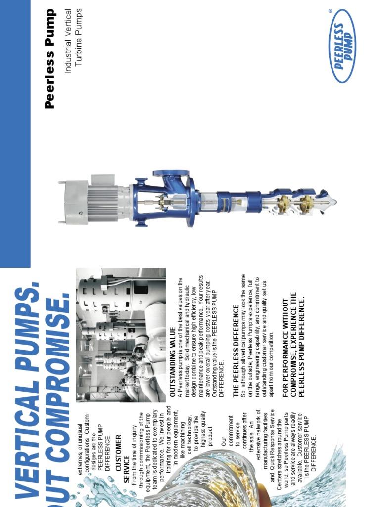 B-110 | Pump | Bearing (Mechanical)