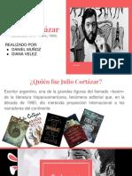 Cuentos de Julio Cortazar.