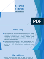 Premio Turing Año (1995)