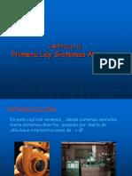 TERMO2005 CAP10 Primera Ley Sistemas Abiertos Mayo 2005