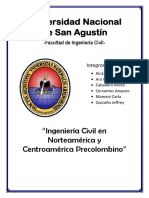 Ing. Civil en Norteamerica y CentroAmerica Precolmbino