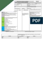 Plan de Destreza Formato y Ejemplo